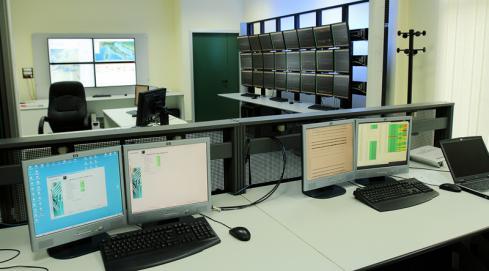 Area di gestione dei sistemi di trasmissione dati
