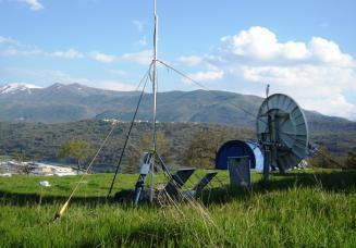 L'Aquila, centro stella Re.Mo.Tel